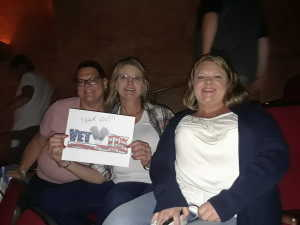 Kelly attended Clint Black and Trace Adkins Hits. Hats. History - Country on Jun 8th 2019 via VetTix