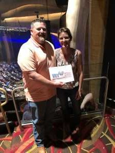 Christopher attended Clint Black and Trace Adkins Hits. Hats. History - Country on Jun 8th 2019 via VetTix