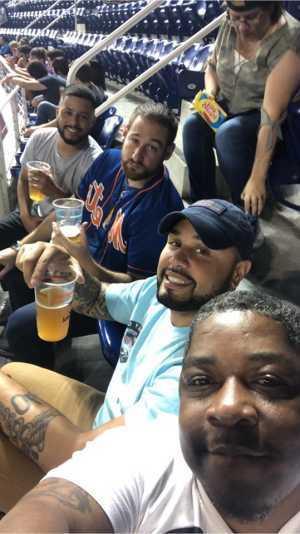 Alain attended Miami Marlins vs. Atlanta Braves - MLB on Jun 7th 2019 via VetTix