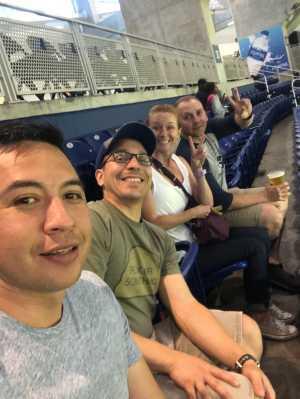 Ruben attended Miami Marlins vs. Atlanta Braves - MLB on Jun 7th 2019 via VetTix