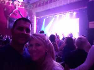 Ronald attended Live on Mars: a Tribute to David Bowie - Undefined on Jun 19th 2019 via VetTix