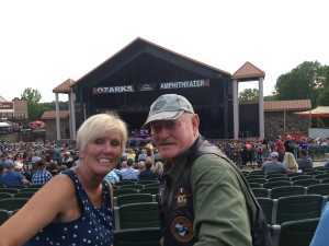 Darrell attended The Outlaws and Renegades Tour featuring: Travis Tritt, The Charlie Daniels Band and The Cadillac Three Band on Jun 7th 2019 via VetTix