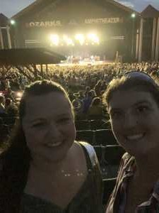 Heather attended The Outlaws and Renegades Tour featuring: Travis Tritt, The Charlie Daniels Band and The Cadillac Three Band on Jun 7th 2019 via VetTix