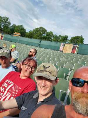 Eric lampe attended The Outlaws and Renegades Tour featuring: Travis Tritt, The Charlie Daniels Band and The Cadillac Three Band on Jun 7th 2019 via VetTix