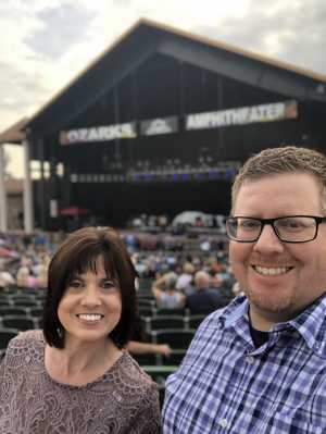 Jason attended The Outlaws and Renegades Tour featuring: Travis Tritt, The Charlie Daniels Band and The Cadillac Three Band on Jun 7th 2019 via VetTix