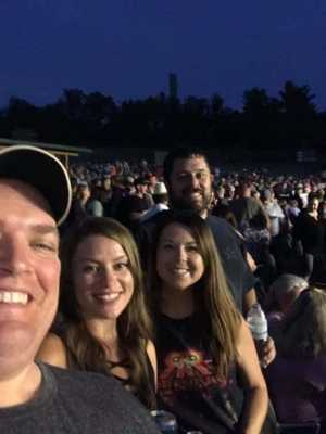 Brandon attended The Outlaws and Renegades Tour featuring: Travis Tritt, The Charlie Daniels Band and The Cadillac Three Band on Jun 7th 2019 via VetTix