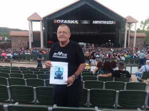 James attended The Outlaws and Renegades Tour featuring: Travis Tritt, The Charlie Daniels Band and The Cadillac Three Band on Jun 7th 2019 via VetTix