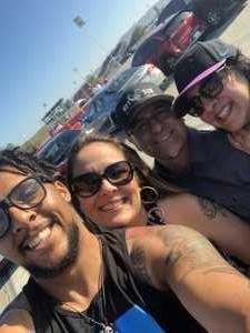 Ruben attended Hammer's House Party - Pop on Jul 13th 2019 via VetTix