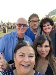 Joe attended Hammer's House Party - Pop on Jul 13th 2019 via VetTix