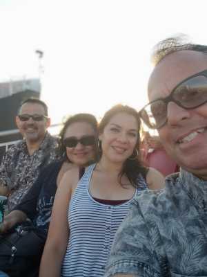 Jaime Rosales attended Hammer's House Party - Pop on Jul 13th 2019 via VetTix