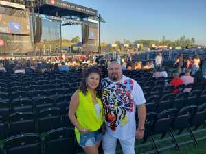miguel attended Hammer's House Party - Pop on Jul 13th 2019 via VetTix