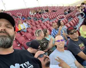 Robert  attended Hammer's House Party - Pop on Jul 13th 2019 via VetTix