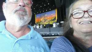 Joseph attended Outlaw Music Festival With Willie Nelson - Lawn Seats on Jul 3rd 2019 via VetTix