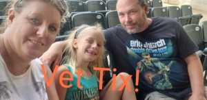 Mike attended Outlaw Music Festival With Willie Nelson - Lawn Seats on Jul 3rd 2019 via VetTix