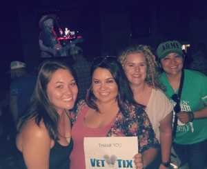 Margarita attended Outlaw Music Festival With Willie Nelson - Lawn Seats on Jul 3rd 2019 via VetTix