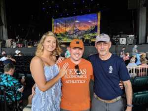 Patrick attended Outlaw Music Festival With Willie Nelson - Lawn Seats on Jul 3rd 2019 via VetTix