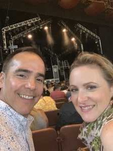 Victor attended Rock of Ages: 10th Anniversary Tour - Tuesday on Jun 18th 2019 via VetTix