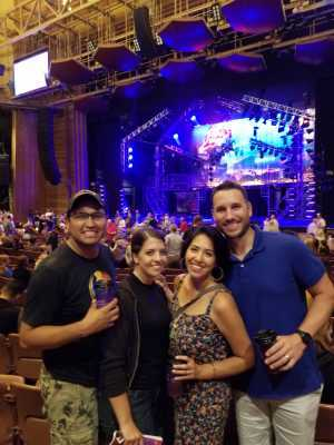 Freddy attended Rock of Ages: 10th Anniversary Tour - Tuesday on Jun 18th 2019 via VetTix