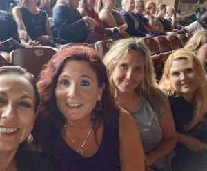 Sheila  attended Rock of Ages: 10th Anniversary Tour - Tuesday on Jun 18th 2019 via VetTix