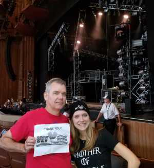 Matthew attended Rock of Ages: 10th Anniversary Tour - Tuesday on Jun 18th 2019 via VetTix