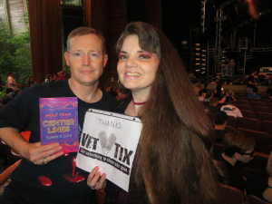 Peter attended Rock of Ages: 10th Anniversary Tour - Tuesday on Jun 18th 2019 via VetTix
