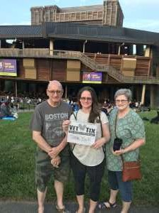 Tommy attended Rock of Ages: 10th Anniversary Tour- Wednesday on Jun 19th 2019 via VetTix