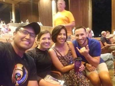 Freddy attended Rock of Ages: 10th Anniversary Tour- Wednesday on Jun 19th 2019 via VetTix