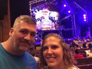 Matthew attended Rock of Ages: 10th Anniversary Tour- Wednesday on Jun 19th 2019 via VetTix