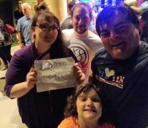 James attended Rock of Ages: 10th Anniversary Tour- Wednesday on Jun 19th 2019 via VetTix