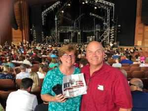 Ron attended Rock of Ages: 10th Anniversary Tour- Wednesday on Jun 19th 2019 via VetTix