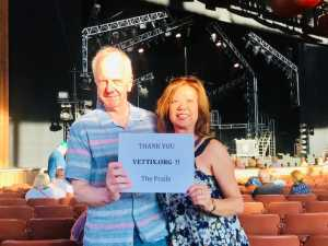 Bruce attended Rock of Ages: 10th Anniversary Tour- Wednesday on Jun 19th 2019 via VetTix