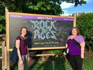 Chelsea attended Rock of Ages: 10th Anniversary Tour- Wednesday on Jun 19th 2019 via VetTix