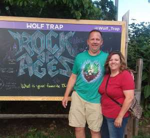 Robert attended Rock of Ages: 10th Anniversary Tour- Wednesday on Jun 19th 2019 via VetTix