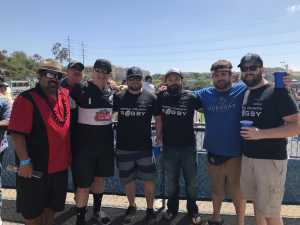 Joseph attended Major League Rugby Semi-finals: San Diego Legion vs. Rugby United New York on Jun 9th 2019 via VetTix