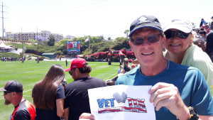 Douglas attended Major League Rugby Semi-finals: San Diego Legion vs. Rugby United New York on Jun 9th 2019 via VetTix