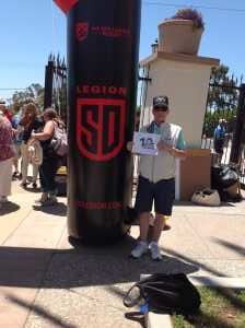 Frank attended Major League Rugby Semi-finals: San Diego Legion vs. Rugby United New York on Jun 9th 2019 via VetTix