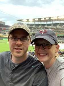 Megan attended Minnesota Twins vs. Texas Rangers - MLB on Jul 5th 2019 via VetTix