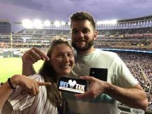 Jacob attended Minnesota Twins vs. Texas Rangers - MLB on Jul 5th 2019 via VetTix