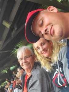 Lowell attended Minnesota Twins vs. Texas Rangers - MLB on Jul 5th 2019 via VetTix