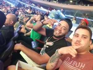 JOSE attended World Championship Boxing: Gennadiy 'ggg' Golovkin vs. Steve Rolls - Boxing on Jun 8th 2019 via VetTix