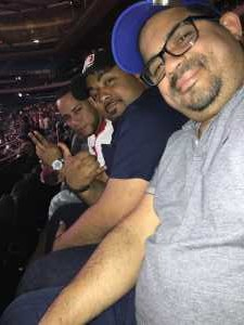 Ruben  attended World Championship Boxing: Gennadiy 'ggg' Golovkin vs. Steve Rolls - Boxing on Jun 8th 2019 via VetTix