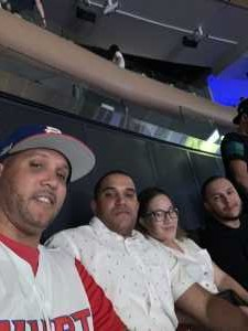 Danny attended World Championship Boxing: Gennadiy 'ggg' Golovkin vs. Steve Rolls - Boxing on Jun 8th 2019 via VetTix