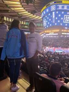 Tika attended World Championship Boxing: Gennadiy 'ggg' Golovkin vs. Steve Rolls - Boxing on Jun 8th 2019 via VetTix