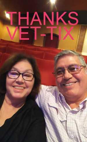 Ricardo attended Marshall Crenshaw - Early Show on Jun 7th 2019 via VetTix