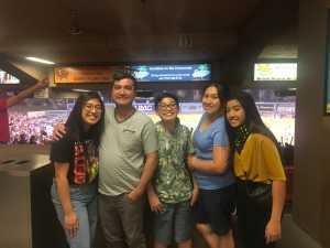 Frederick attended Las Vegas Lights FC vs. LA Galaxy II - USL on Jul 4th 2019 via VetTix