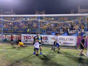 Julio attended Las Vegas Lights FC vs. LA Galaxy II - USL on Jul 4th 2019 via VetTix