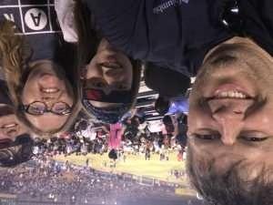 Todd attended Las Vegas Lights FC vs. LA Galaxy II - USL on Jul 4th 2019 via VetTix