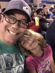 Michael attended Las Vegas Lights FC vs. LA Galaxy II - USL on Jul 4th 2019 via VetTix