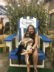 Jonathan attended Kentucky State Fair - Tickets Good for Any One Day * See Notes on Aug 25th 2019 via VetTix