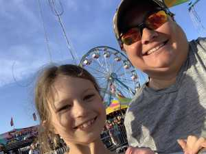 Megan attended Kentucky State Fair - Tickets Good for Any One Day * See Notes on Aug 25th 2019 via VetTix